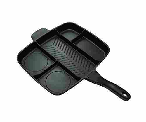 Master Pan Non-Stick Divided Skillet