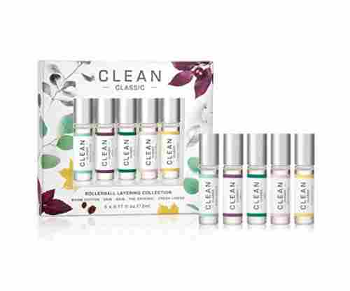 CLEAN CLASSIC Bestselling Eau de Parfum Gift Set Collection
