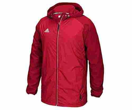 Adidas Men's Modern Varsity Woven Jacket