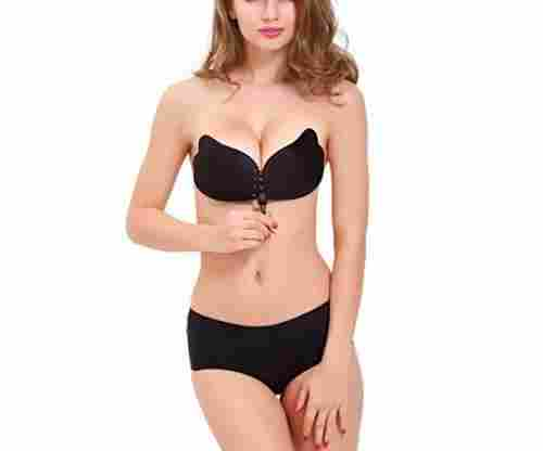 Women's Self Adhesive Strapless Bra
