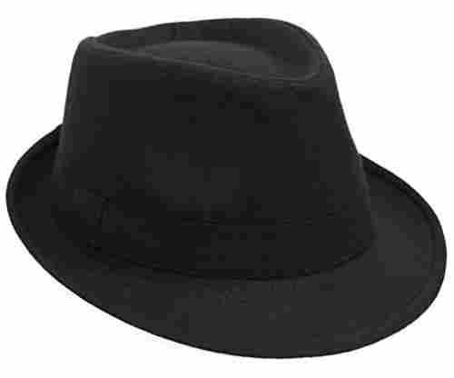 Classic Short Brim Manhattan Fedora Hat