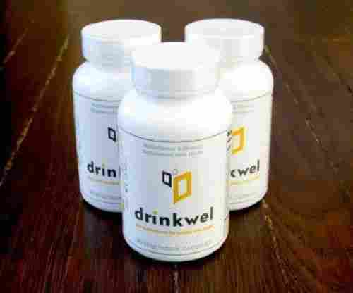 Drinkwel Pills Hangover Cure