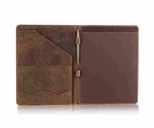 Leather Portfolio – Professional Organizer Padfolio