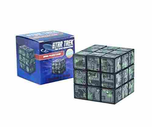 Star Trek: The Next Generation Borg Puzzle Cube – Sci Fi Nerd Block