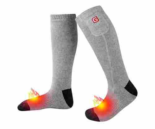 Electric Heated Socks for Men