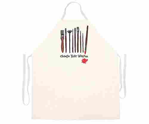 Attitude Aprons  – Fully Adjustable Artist Apron