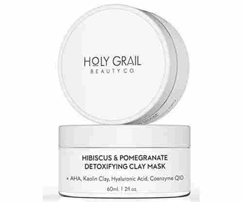 Holy Grail Kaolin Best Clay Mask for Face