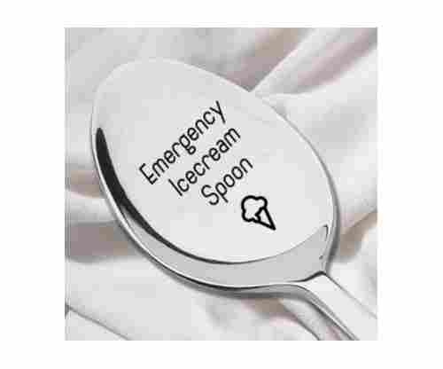 Emergency Ice Cream Spoon