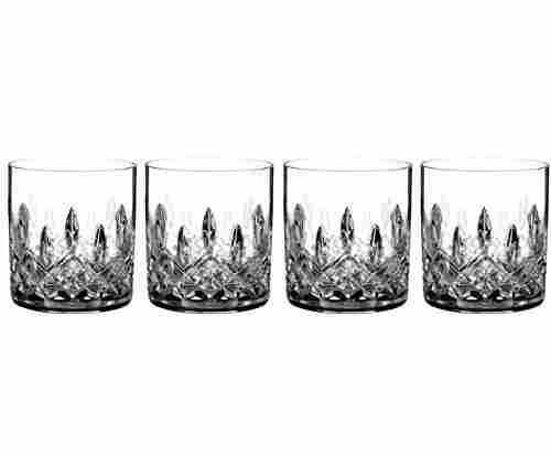 Lismore Connoisseur 7 Ounce Straight Sided Tumbler – Set of 4