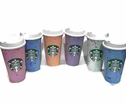 Starbucks Reusable Hot Cup Collection Pack