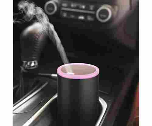YJY Car Diffuser for Essential Oils with Color LED Lights