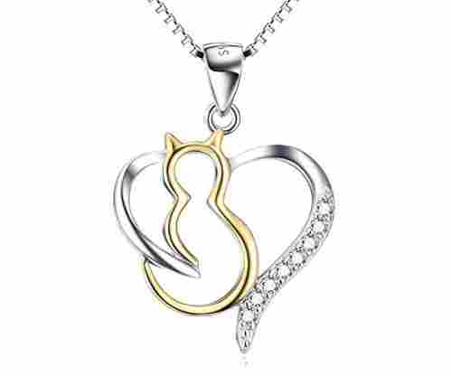 YFN Women's Animal Jewelry Gift Solid Silver