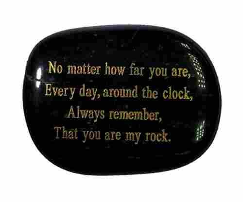 Long Distance Relationships – Engraved rock