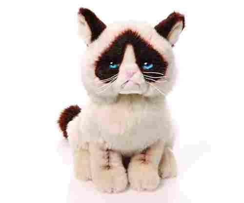 GUND Grumpy Cat Stuffed Animal Plush