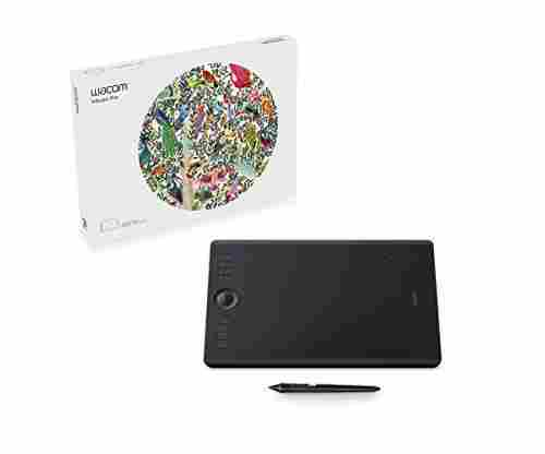 Wacom Intuos – Pro Digital Graphic Drawing Tablet for Mac or PC