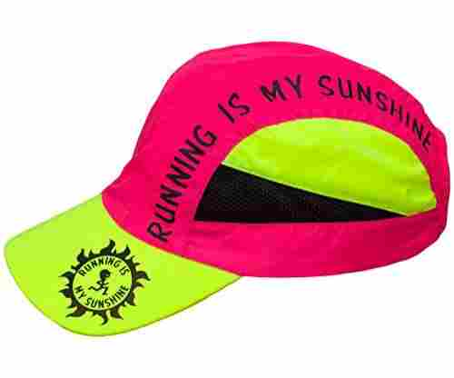 RUNNING IS MY SUNSHINE Hat