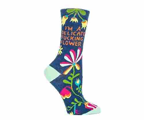 Blue Q Socks Women's Crew
