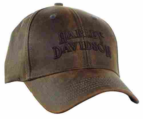 Harley-Davidson Regal Brown Baseball Cap