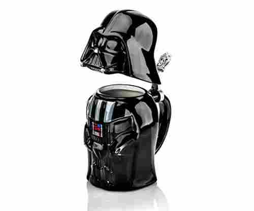 Star Wars Darth Vader Stein – Collectible Mug with Metal Hinge