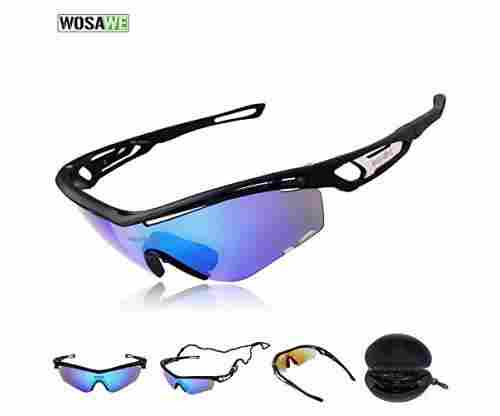 WOLFBIKE POLARIZE Bike Riding Glasses