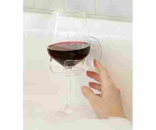 SipCaddy Bath & Shower Portable Cupholder for Wine