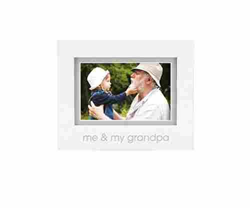 Pearhead Me and My Grandpa Photo Frame