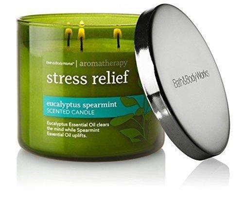 Aromatherapy Eucalyptus-Spearmint Candle