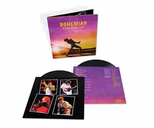 Bohemian Rhapsody – Queen Vinyl LP
