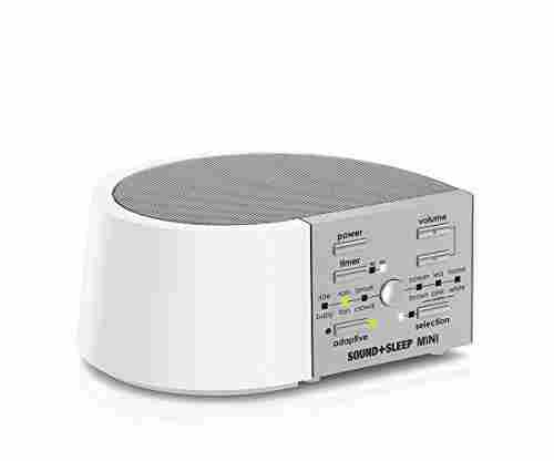 SoundSleep Mini High Fidelity Sleep Sound Machine