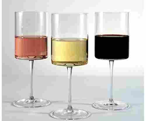 Opulent Wine Glass Set of 4 – Made From 100% Lead-Free Crystal