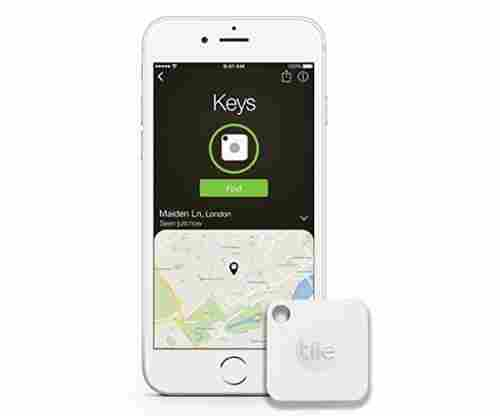 Tile Mate: Find Your Keys in A Beat