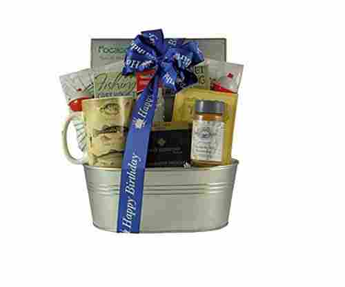 Great Arrivals Birthday Fishing Gift Basket: Gone Fishing