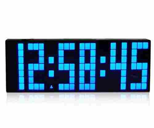 LED Number Alarm Clock