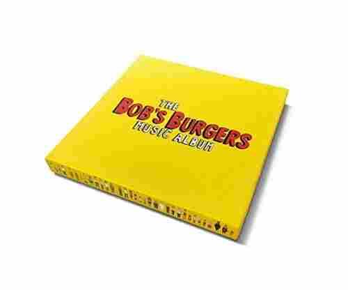 Bob's Burgers: The Bob's Burgers Music Album Vinyl Boxset