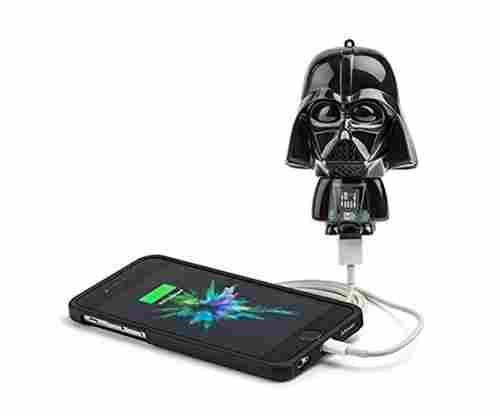 Disney Star Wars Mighty Minis Micro Boost USB Charger: Darth Vader