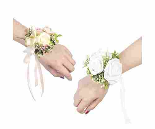 Ling's Moment Handmade Wrist Corsage