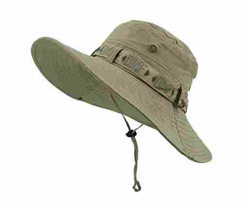 LETHMIK Fishing Sun Boonie Hat – Waterproof