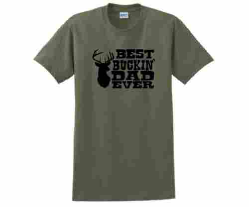 Best Buckin' Dad Ever T-Shirt