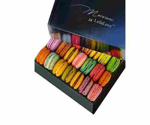 Leilalove Macarons – 16 Parisian Macaron Collections of Dozen Flavors