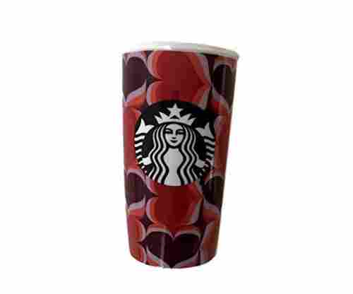 Starbucks Hearts Design Traveler Tumbler