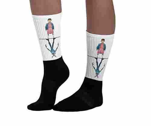 Crew Socks Cotton – Stranger Things