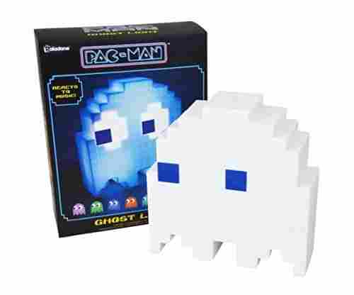 PacMan Ghost Light Table Lamp