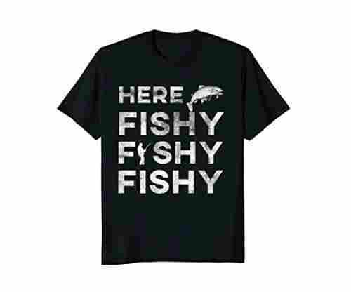 Funny Fisherman T-Shirt Gift