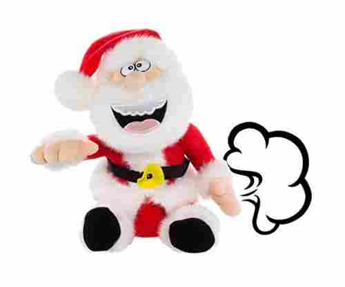 Simply Genius -Pull My Finger – Santa Claus