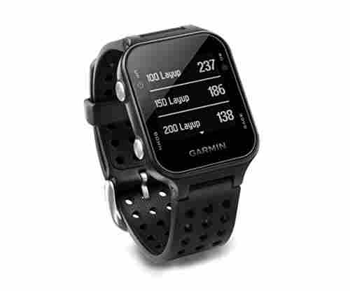 Garmin Approach S20 – GPS Golf Watch with Step Tracking