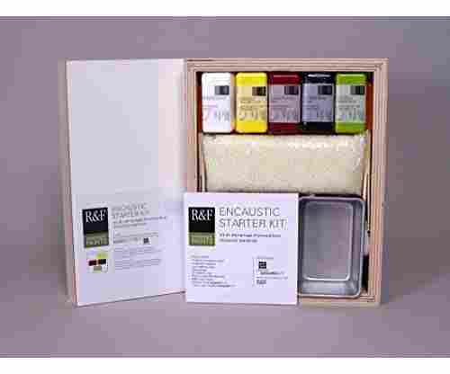 R&F Encaustic Starter Kit: Great Gift for Creative Minds