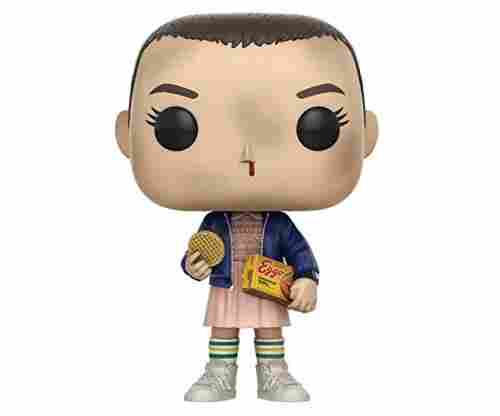 Funko Pop Stranger Things Eleven with Eggos