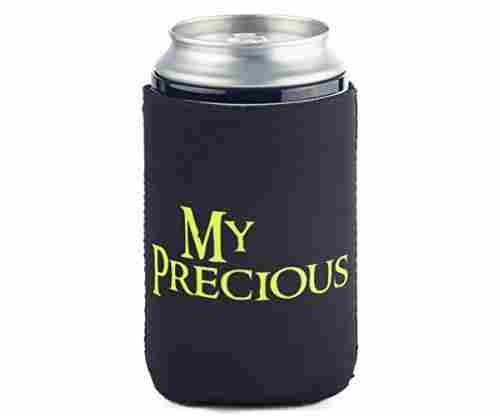 Funny Guy Mugs My Precious Collapsible Neoprene Can Coolie