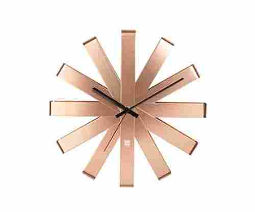 Umbra Ribbon Modern Wall Clock