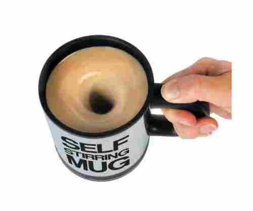 Towallmark Self Stirring Mug Funny Gift